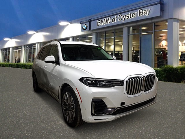 New 2020 Bmw X7 Xdrive40i 4d Sport Utility In Oyster Bay