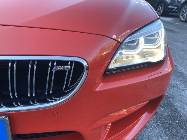 Pre-Owned 2018 BMW M6 Base